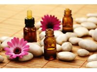 Fully Qualified Aromatherapy massage treating illnesses such as Sciatica, depression and more!