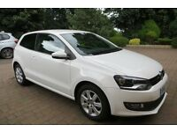 VW Polo 1.4 Match 3 Dr with only 14,500 miles