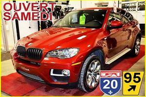 2014 BMW X6 XDRIVE * 35I * NAV * TOIT * CAMERA