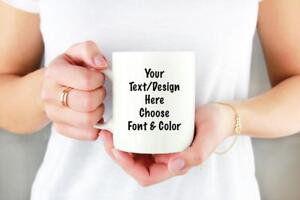 Custom Mugs Personalized only 6$ Gifts Printing & Marketing Services