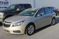 2014 Chevrolet CRUZE 2LS AUTOMATIQUE