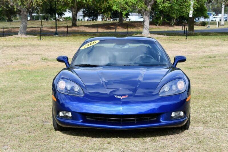 Image 9 Coche Americano usado Chevrolet Corvette 2006