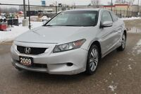2009 Honda Accord EX-L | Navi + Sunroof + Leather