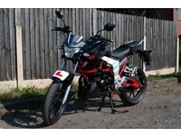 Lexmoto Venom 125 EFI 2018 Motorbike - Immaculate Condition