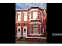 3 bedroom house in Cowper Road, Liverpool, L13 (3 bed)