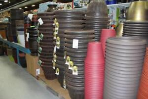 PLANTERS Great Selection, Assorted Sizes and Designs from $1.49 to $34.99