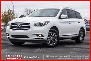 2013 Infiniti JX 35 PREMIUM NAVIGATION BEST DEAL!!!!