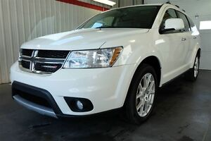2016 Dodge Journey R/T AWD -V6, 7 places, Cuir, Bluetooth