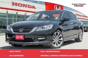 2015 Honda Accord Sport (CVT)