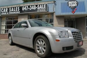 2009 Chrysler 300 Touring, LEATHER