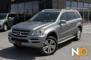 2011 Mercedes-Benz GL-Class 7-Pass, DVD, Nav, Backup Cam, Loaded