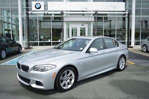 2012 BMW 5 Series 528i xDrive **EXTRA CLEAN!!  M-SPORT!!**