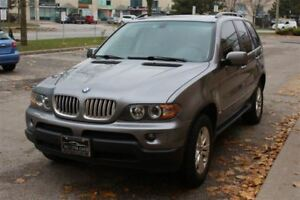 2004 BMW X5 3.0i /ALL WHEEL DRIVE/ CERTIFIED