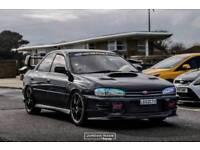 Subaru impreza wrx v1