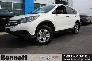 2013 Honda CR-V LX - AWD - Heated Seats, Back up Cam