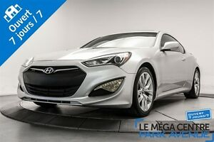 2013 Hyundai Genesis **RÉSERVÉ**2.0T Premium cuir toit nav