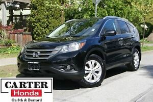 2013 Honda CR-V EX-L + MAY DAY SALE! + LEATHER + CERTIFIED!
