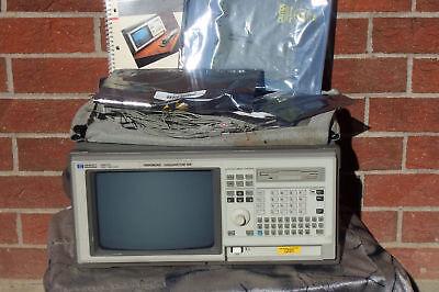 Hp 1663c 100-mhz State500-mhz Timing Logic Analyzer