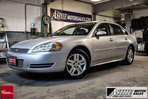 2012 Chevrolet Impala LT ONLY 79,000km!