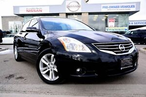 2010 Nissan Altima 3.5 SR Leather Roof Accident Free