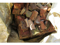 Brick Harcore about 1 ton - take as much as you want