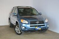 2011 Toyota RAV4 AWD SPORT WITH LEATHER & MOONROOF