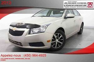 2013 Chevrolet Cruze LT Turbo *MAGS + CRUISE CONTROL + DÉMARREUR
