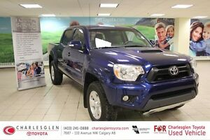 2014 Toyota Tacoma Double Cab TRD Premium Package