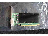 NVIDIA QUADRO NVS 300 512MB DDR3 PCI-E WORKSTATION GRAPHICS CARD