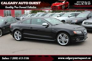 2012 Audi S5 4.2 Premium Plus AWD/6-SPEED/NAVI/B.CAM/LEATHER