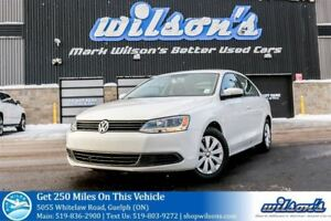 2014 Volkswagen Jetta TRENDLINE+ CRUISE CONTROL! POWER PACKAGE!