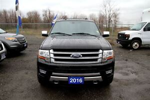 2016 Ford Expedition Max Platinum CERTIFIED & E-TESTED!**SPRING
