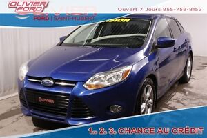 2012 Ford Focus SE TOIT MAGS BAS KM 85603 A/C