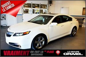 2014 Acura TL TECHNOLOGIE PACKAGE * NAV - AWD - BLUETOOTH *