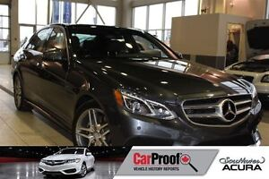 2016 Mercedes-Benz E-Class E250 BlueTEC 4MATIC with Nav, sunroof