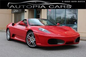 2006 Ferrari F430 SPIDER F1 TRANSMISSION NO ACCIDENT