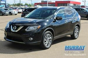 2015 Nissan Rogue SL AWD | 360 CAMERA | LEATHER | PANO SUNROOF