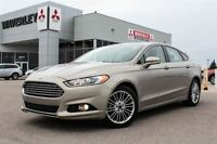 2016 Ford Fusion SE/AWC*/Leather/Nav/BackUpCam