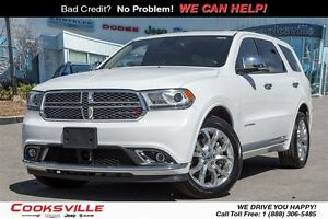 2016 Dodge Durango Citadel, BLUE RAY PLAYERS, NAVI
