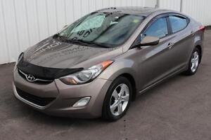 2012 Hyundai Elantra GLS SUNROOF! HEATED SEATS!
