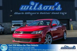 2014 Volkswagen Jetta GLI EDITION 30 LEATHER! NAV! SUNROOF! REAR