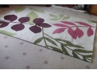 large thick rug size 240 x 150 cm