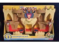 Imaginext Lions den castle (fisher-price)