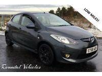 IMMACULATE 2008 58 plate Mazda 2 (mazda2) 1.5 sport five door hatch, LOW MILES Lovely little car !,
