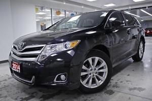 2014 Toyota Venza LE, FWD, PWR GRP, ALLOYS, ONE OWNER, FULLY SER