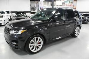 2015 Land Rover Range Rover Sport V8 SC Autobiography Dynamic