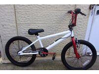 bike BMX 20inch wheel LIKE NEW CONDITION