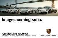 2014 Porsche 911 Turbo S Coupe PDK Porsche Approved Certified