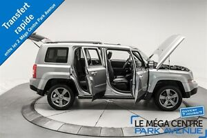 2015 Jeep Patriot HIGH ALTITUDE * PROMO PNEUS D'HIVER * CUIR TOI