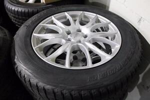 2011-2017 Ford Explorer Winter Tire Package - 245/60R18